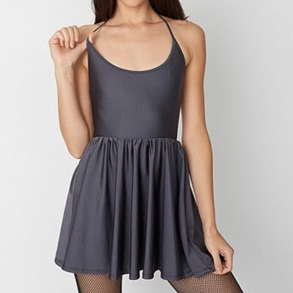 American Apparel Tops - American Apparel Nylon Skater Dress / Top